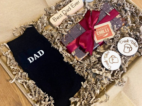 The Best Dad EVER Box