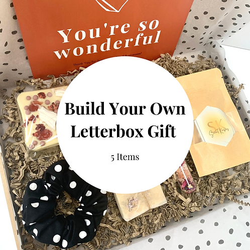 Build Your Own Letterbox Gift: 5 Items