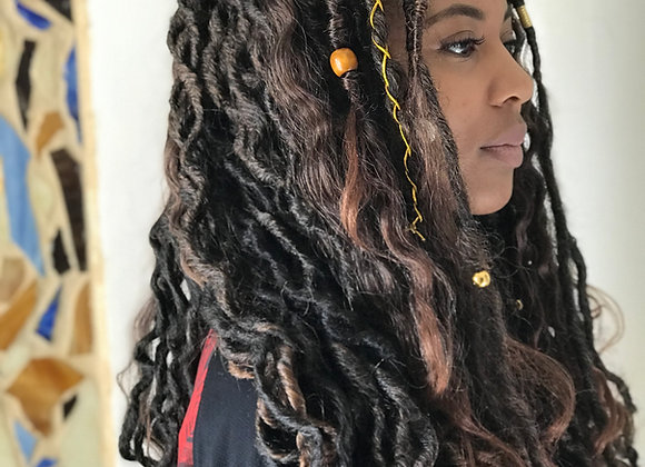 Crochet locs/twists/braids