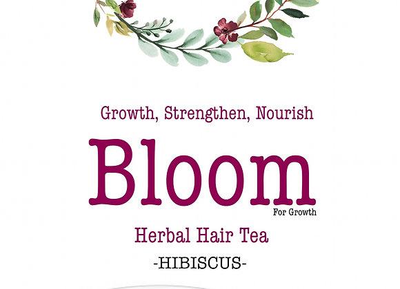 Bloom: Herbal Hair Tea (For Growth)
