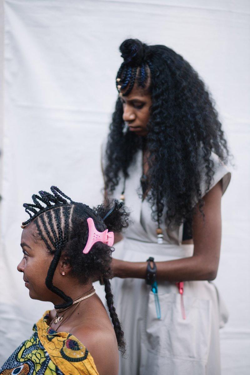 Black Hairstylist Retreat