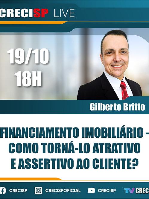 LIVE | CRECI-SP | Financiamento Imobiliário - Como torná-lo atrativo e assertivo