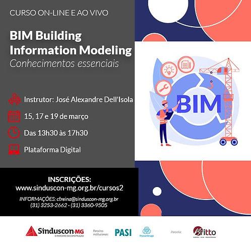 Curso de BIM Building Information Modeling