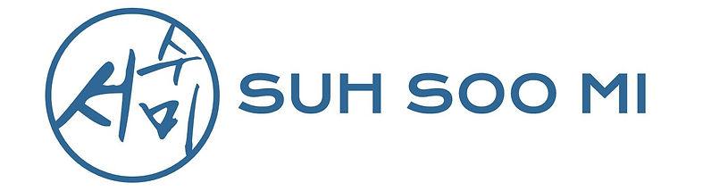 SUH SOO MI Logo Mens Ties