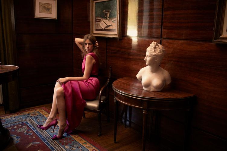 Photo: Courtesy of Velvet Magazine, Karen Collins