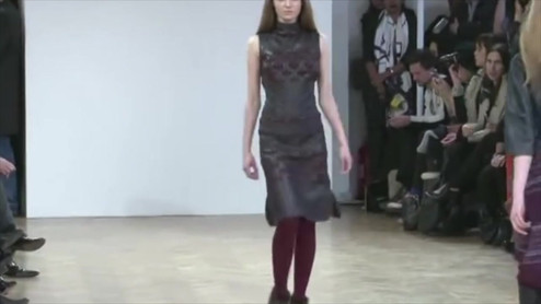 Pringle of Scotland F/W 2011 show video