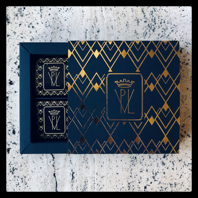 Neapolitans collection packaging design