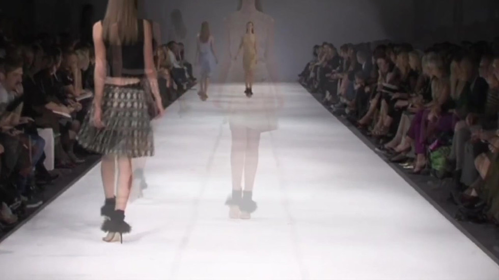 Pringle of Scotland S/S 2011 show video