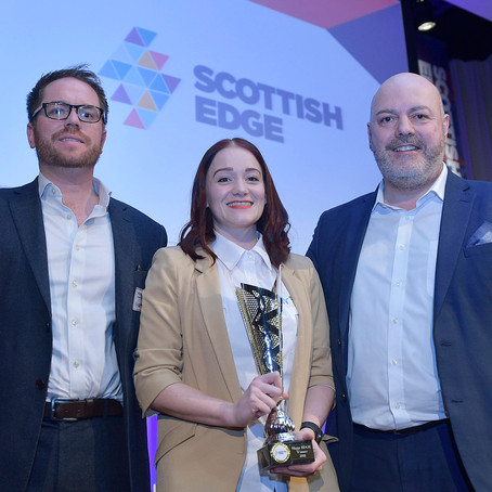 ClinSpec Dx™ win Scottish Edge award and also presented with Higgs special award