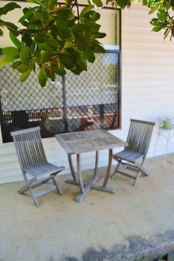 Walwa Cottage Front Porch