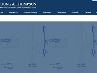 Young & Thompson New Website Launch