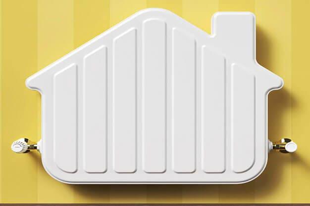 radiator heating system