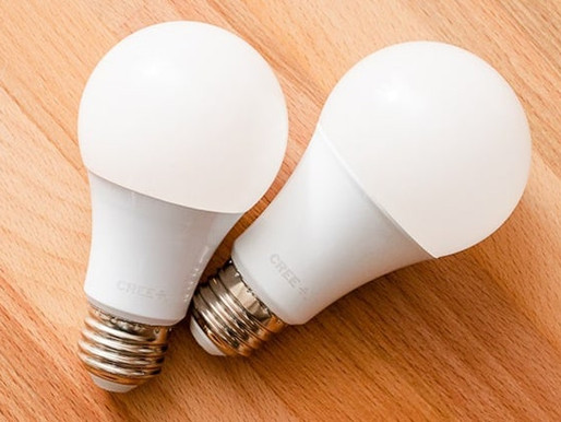 Are LED lights energy efficient?