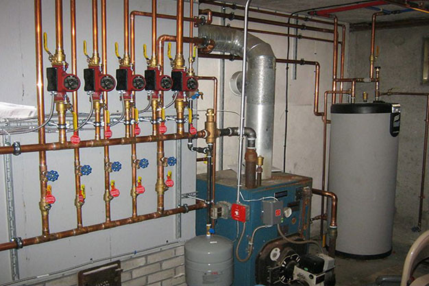 boiler servicing in Toronto