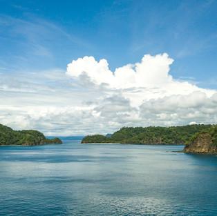 Beautiful Papagayo Water