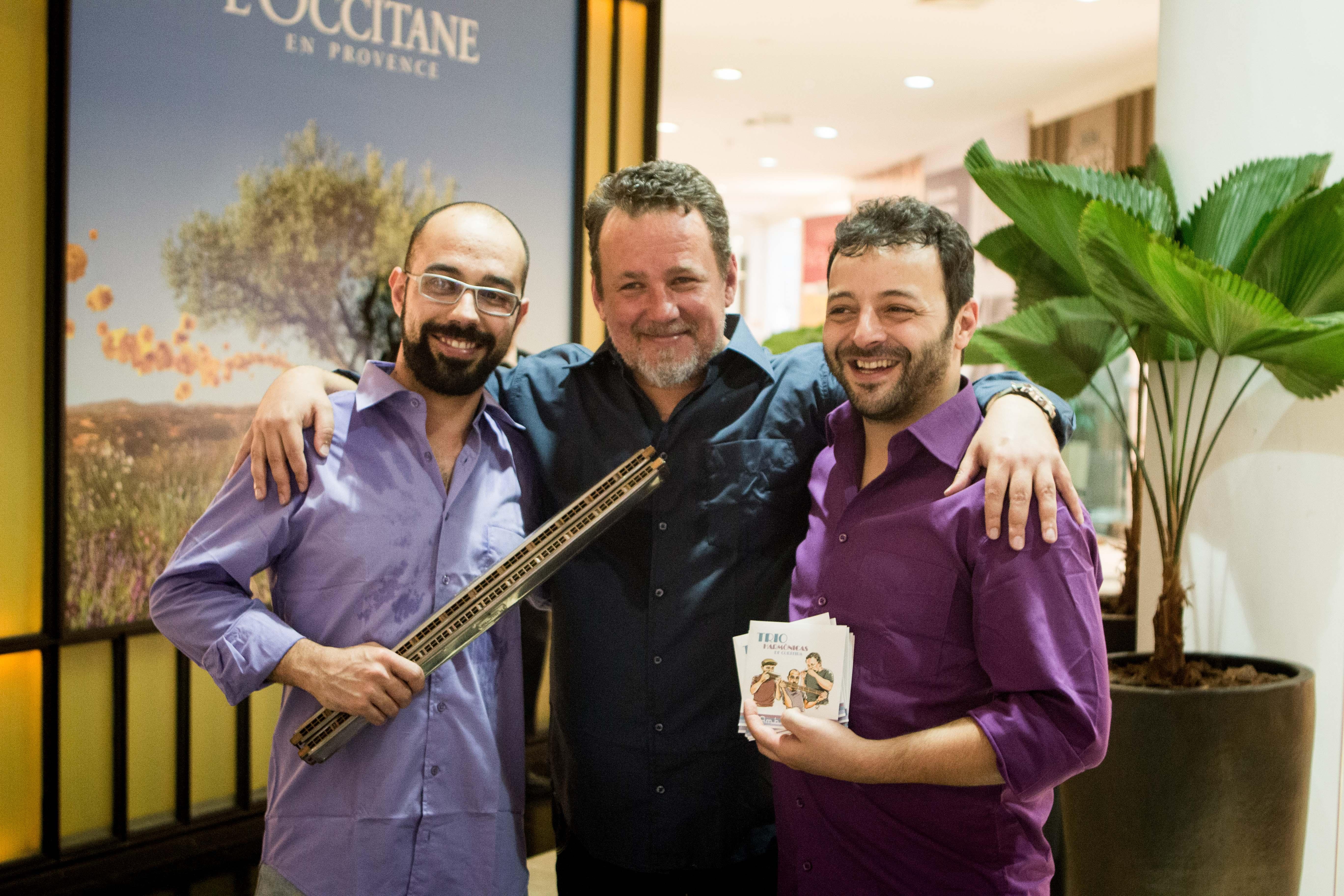Trio Harmônicas de Curitiba