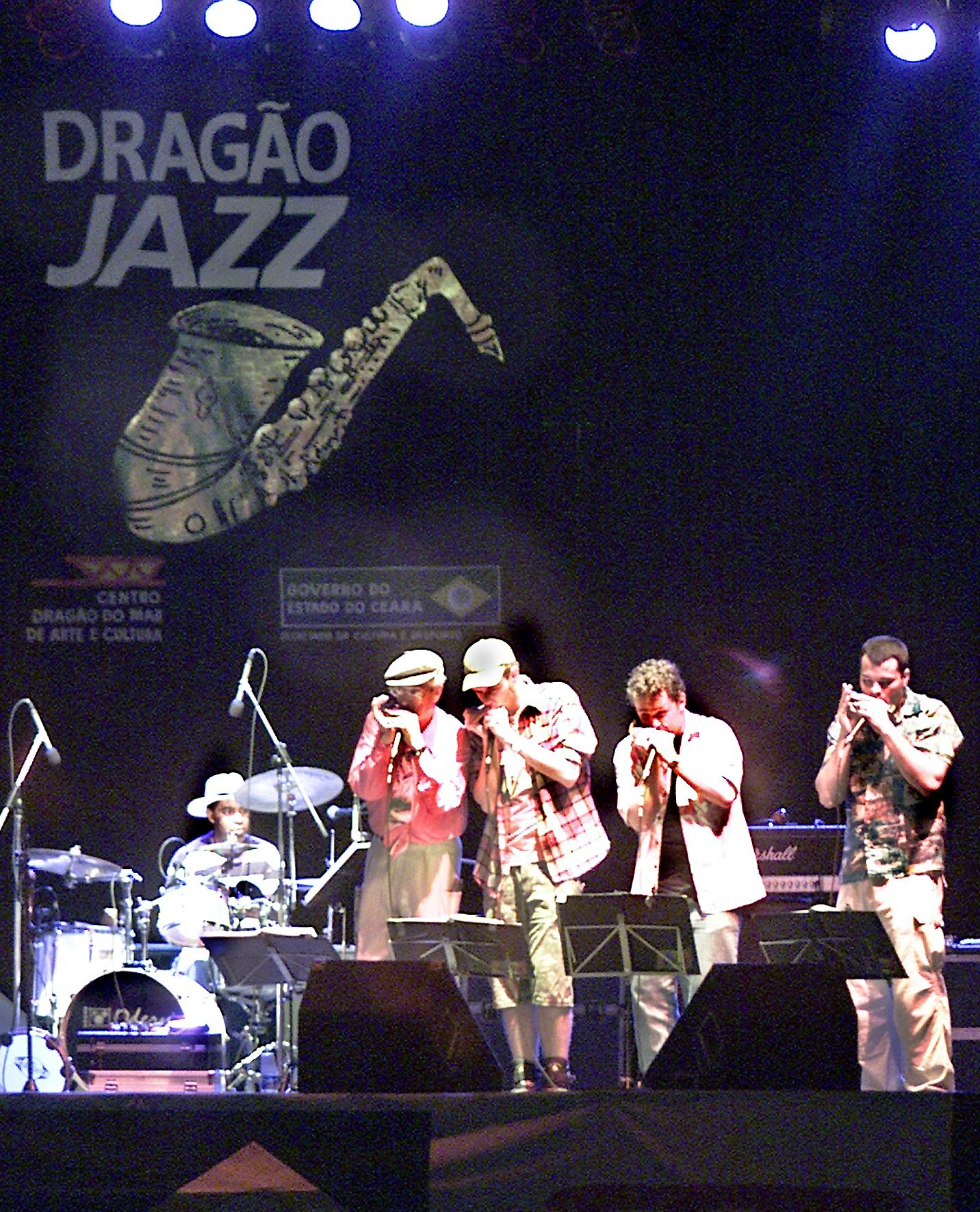 Festival Dragão Jazz