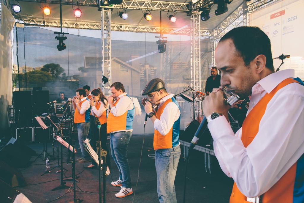 Show OHC - Virada Cultural/PR