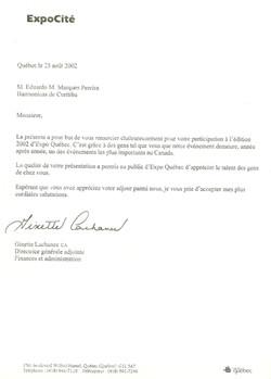 Carta Expo-Quebéc