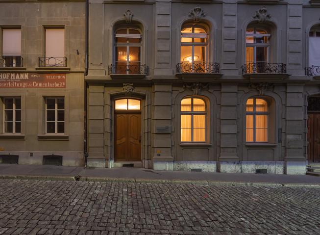 Das alte Tscharnerhaus