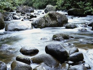 streams of grace, listless spirits, and where the heck is the Holy Spirit?