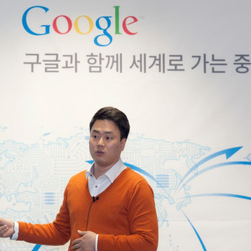 Google受賞 ノ・ジョンミン代表