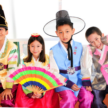 어린이 한국어 문화체험