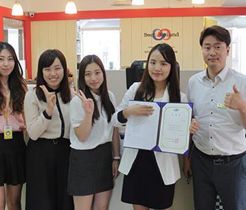 淑明女子大学韓国語講師養成授業