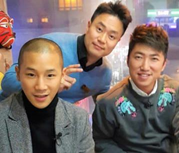 SBS チャン・ドンミン 撮影
