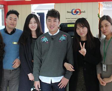 개그맨 장동민님  노종민 베스트프렌드 대표