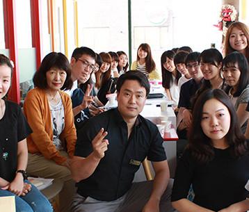 東京青山学院大学 ノ・ジョンミン代表講演
