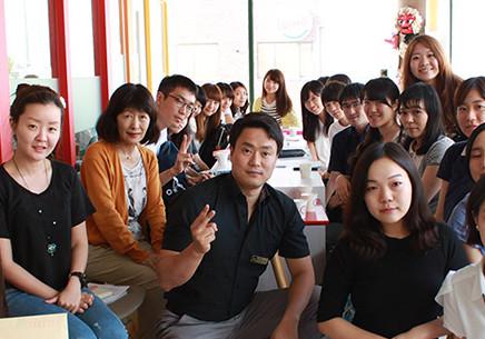 도쿄 아오야마가쿠인대학교 노종민 대표 초빙교수 강연