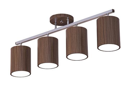 Luminária Trilho Cilindro
