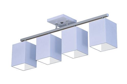 Luminária Trilho Quadratus
