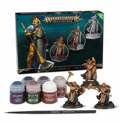 Stormcast Eternals paint + set