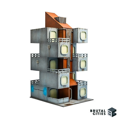 Sirius Capsule Tower