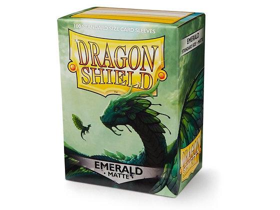 Dragon Shield Emerald Matte