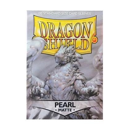 Dragon Shield Matte - Pearl