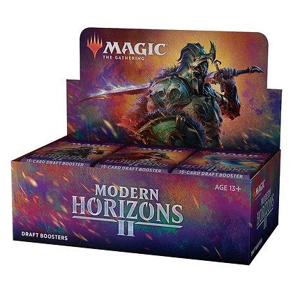 Magic the Gathering Modern Horizons 2 Draft Boosters