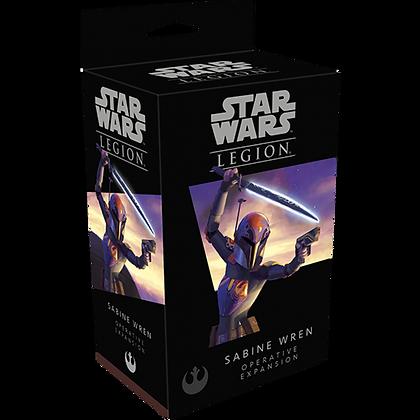Star Wars Legion Sabine Wren