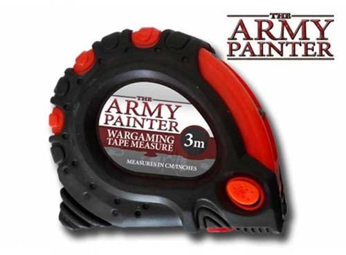 Army Painter Tape Measure 'The Rangefinder'