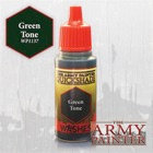Army Painter Quick Shade Green Tone Ink