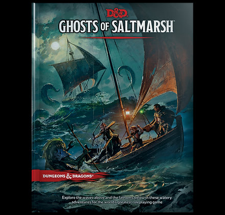 D&D Ghost of Saltmarsh