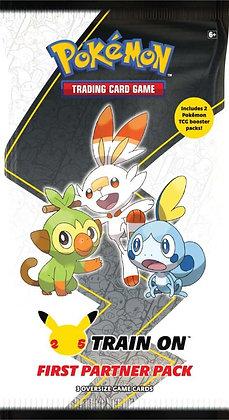 Pokemon TCG Partner Pack Galar