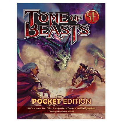 D&D Tome of Beasts Pocket edition