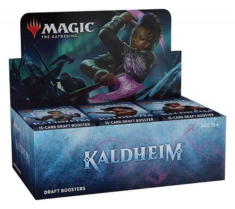MTG Kaldheim draft Booster