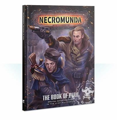 Necromunda the Book of Peril