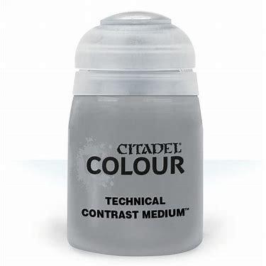 Citadel technical Contrast medium