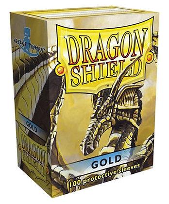 Dragon Shield Gold Matte