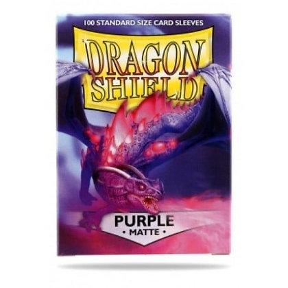 Dragon Shield Purple Matte